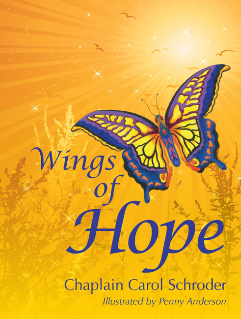 Wings of Hope Book Cover